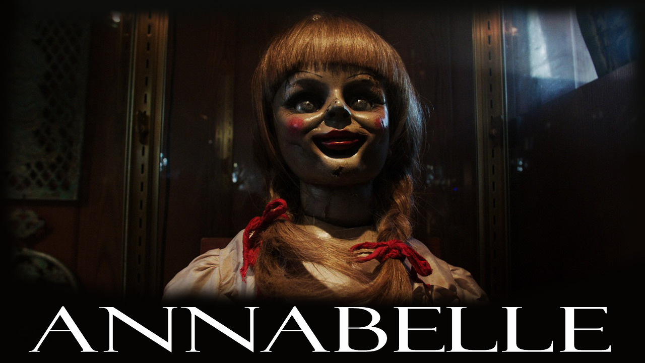 Annabelle, The Most Horror Film of 2014