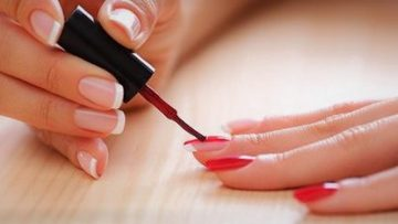 Manicure at Home Step by Step