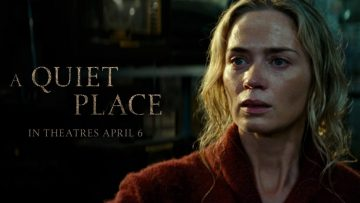 A Quiet Place upcoming horror movie 2018