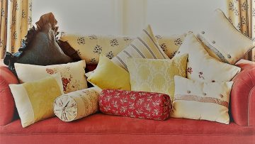 Cushions make your Home Classy