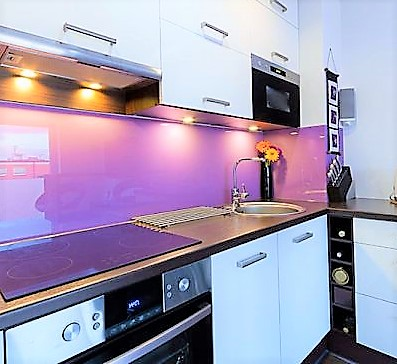 splashback clean